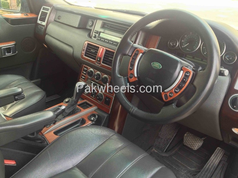 Used Range Rover Vogue 2004 Car for sale in Islamabad - 461685 - 2117174