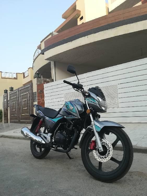 Honda CB 150F 2017 Image-1