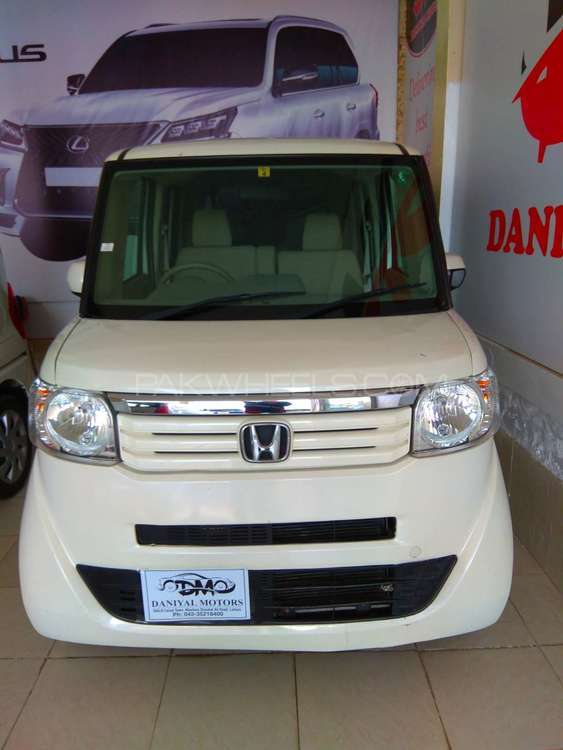 Honda N Box Plus 2016 Image-1