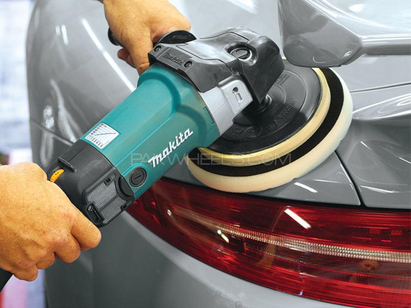 Makita USA Car Professional Polisher  Image-1