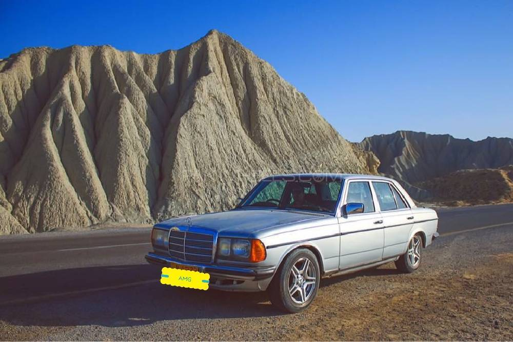 Mercedes Benz Other 1980 Image-1