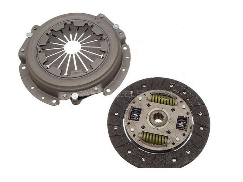 Suzuki Mehran EFI Clutch Pressure Set Japan Image-1