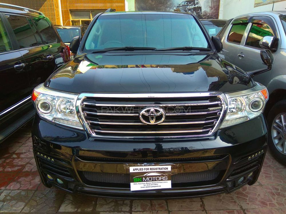 toyota land cruiser ax 2013 for sale in lahore pakwheels. Black Bedroom Furniture Sets. Home Design Ideas