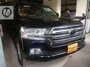 Used Toyota Land Cruiser AX 2017