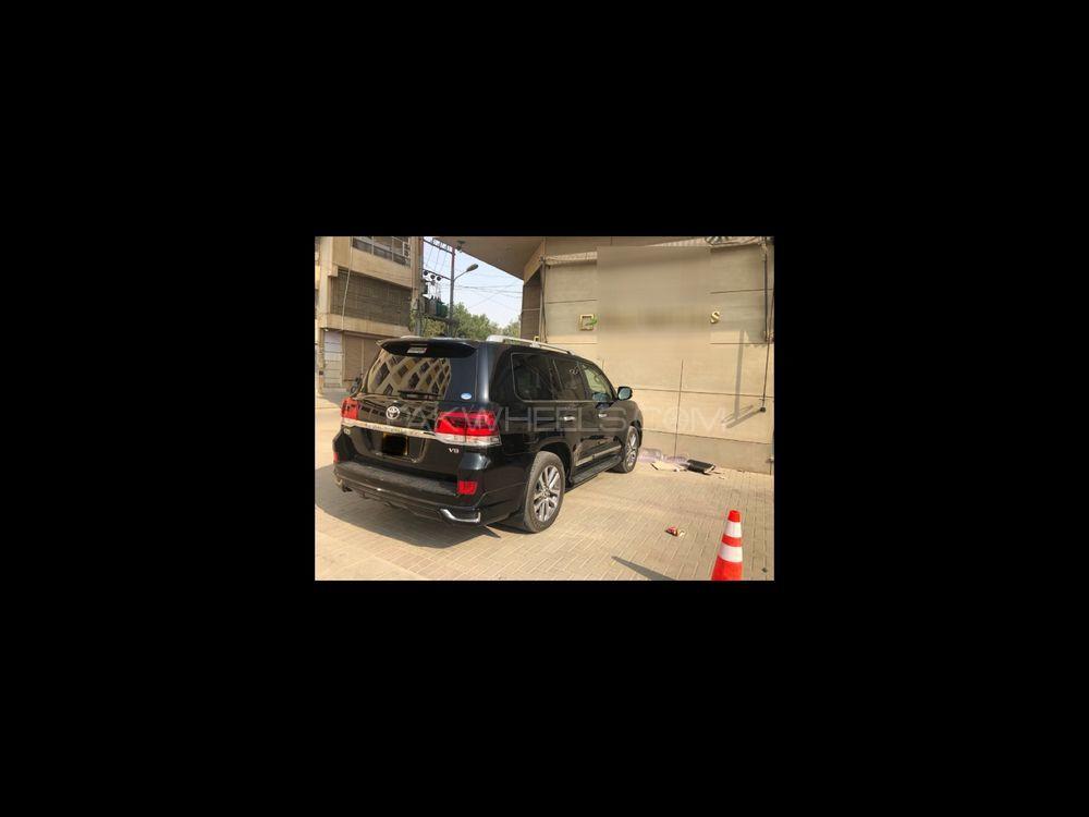 Toyota Land Cruiser ZX 2016 Image-1