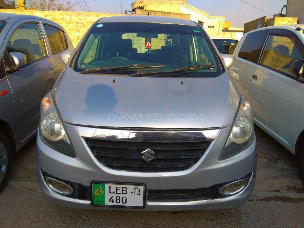 Suzuki Cervo G 2008 Image-1