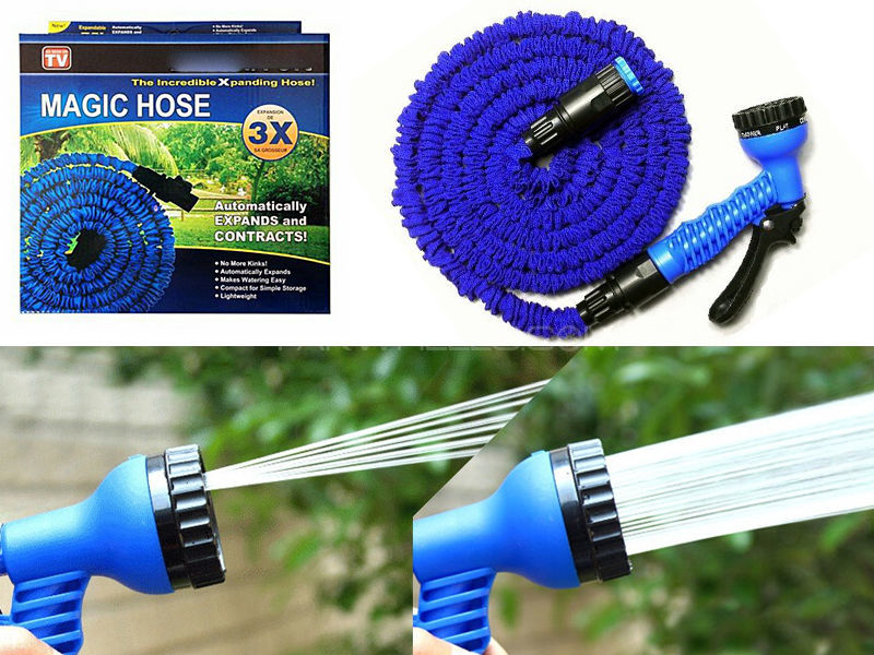 Magic Hose Pipe For Car Wash 7.5m  Image-1