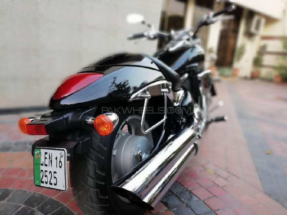 Suzuki Boulevard M50 2012 Image-1