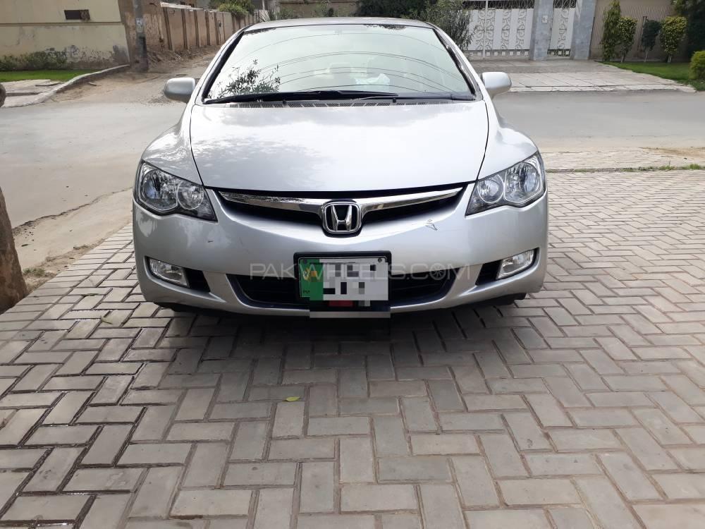 Honda Civic Hybrid 2009 Image-1