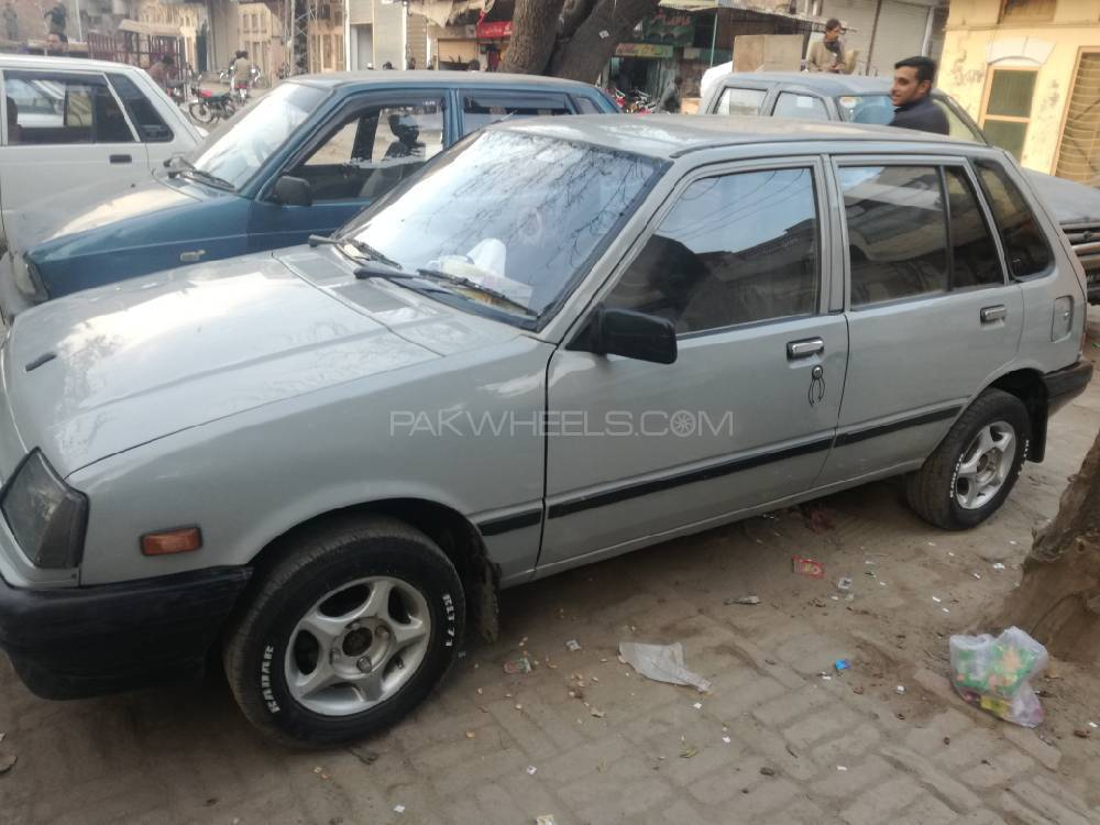 suzuki khyber ga 1998 for sale in sargodha