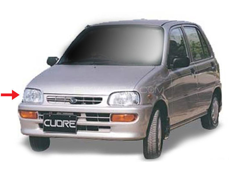 Daihatsu Cuore TYC Head Lamp 2004 - 1 Pc RH in Lahore