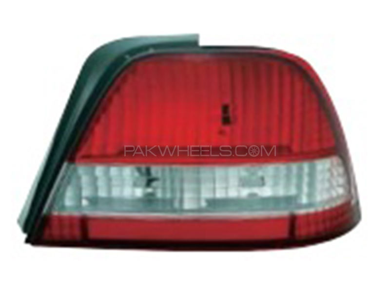 Honda City TYC Back Lamp 1999-2001 - 1 Pc LH Image-1