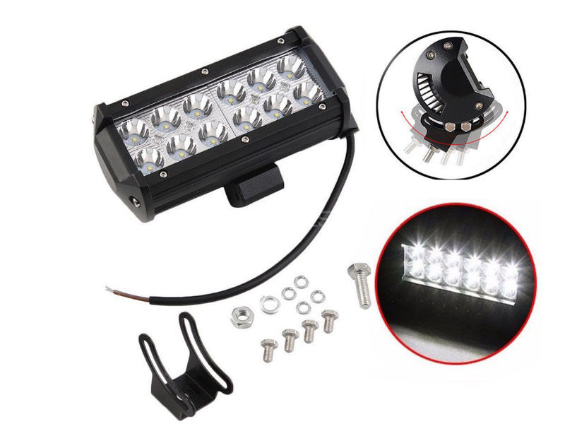 12x Led Bar Light 36w 1pc in Lahore