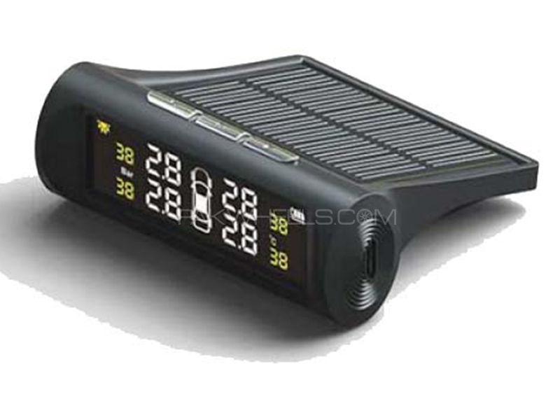 Sensor TPMS Tire Pressure Detector - Black  in Karachi