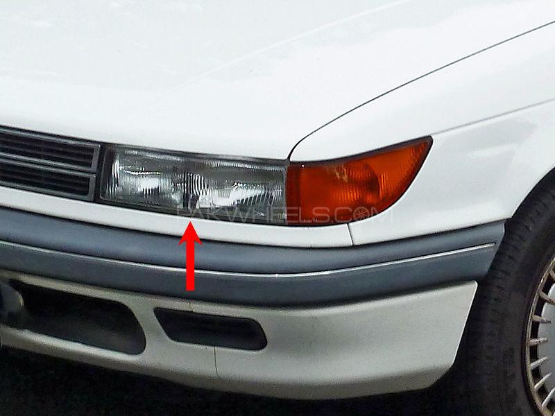 Mitsubishi Lancer Head Lamp 1992-1995 - 1 Pc LH Image-1