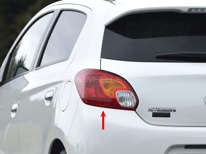 Mitsubishi Mirage Back Lamp 2014 - 1 Pc LH in Lahore