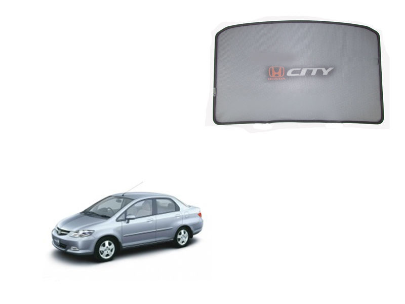 Honda City 2006 Rear Window Shade Image-1