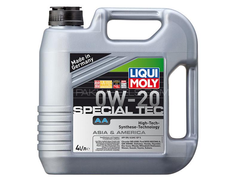 LIQUI MOLY Leichtlauf Special AA 0W-20 API-SN - 4 Litre