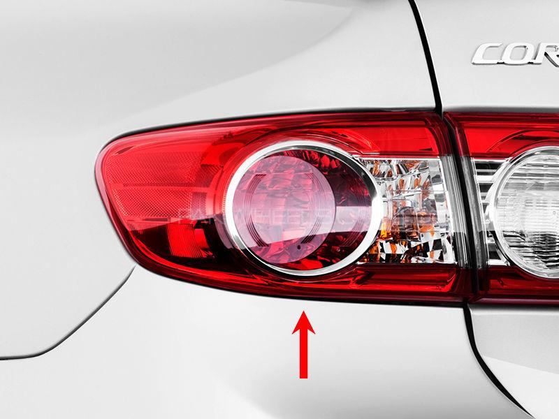 Toyota Corolla TYC Back Lamp 2011-2012 - 1 Pc LH Image-1