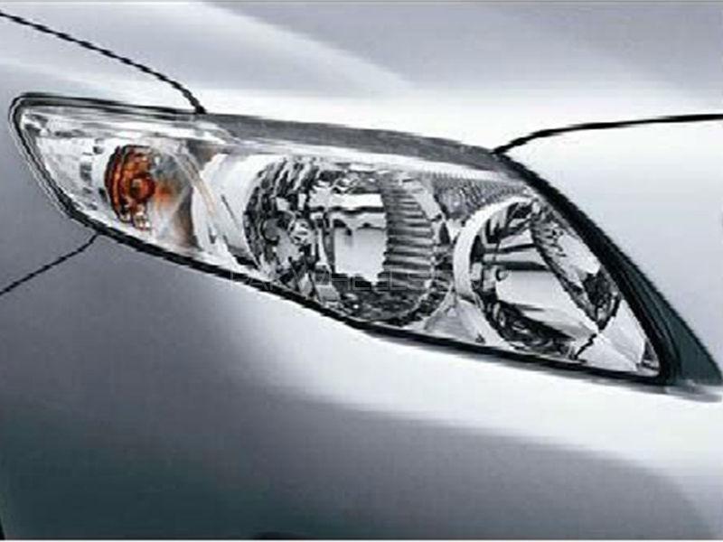 Toyota Corolla TYC Head Lamp 2011-2012 - 1 Pc RH Image-1