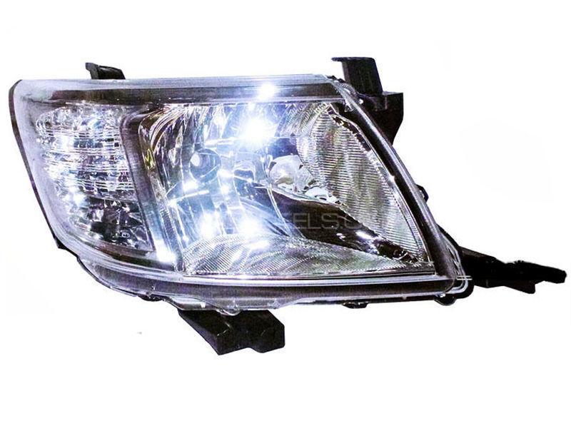 Toyota Champ TYC Head Lamp 2012 - 1 Pc RH Image-1
