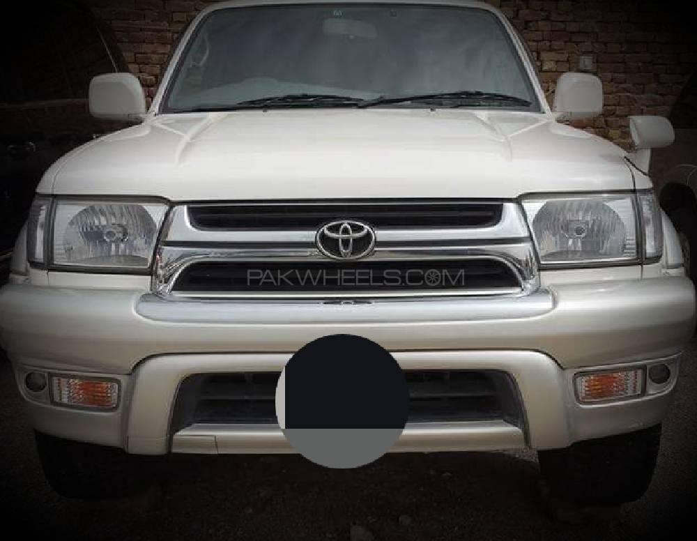 Toyota Surf SSR-G 2.7 2000 Image-1