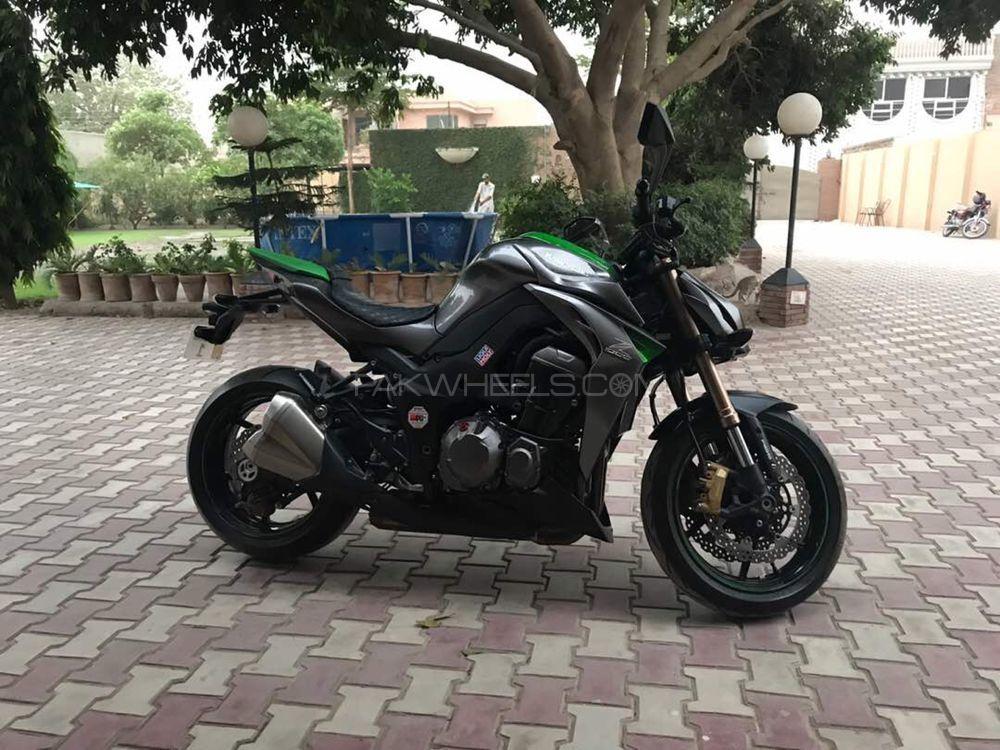 Kawasaki Z1000 2014 Image-1