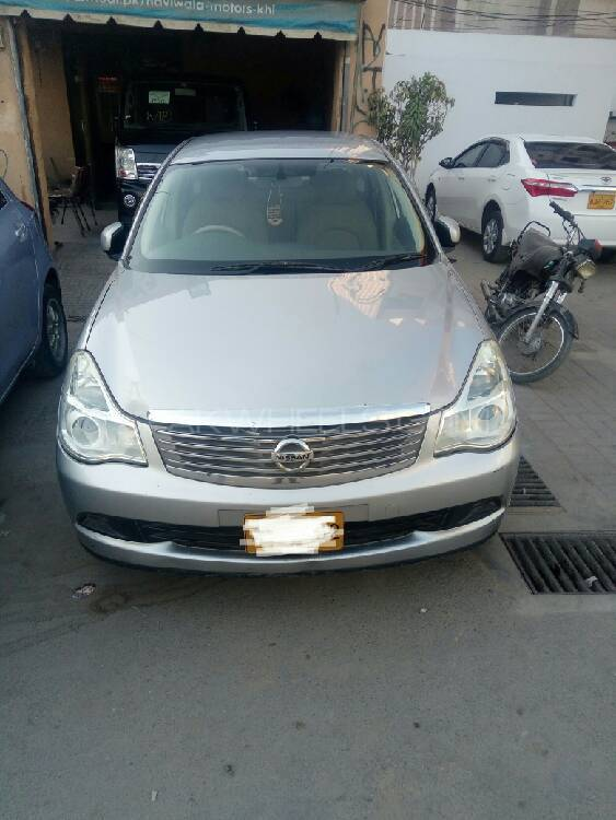 Nissan Sylphy 2007 Image-1