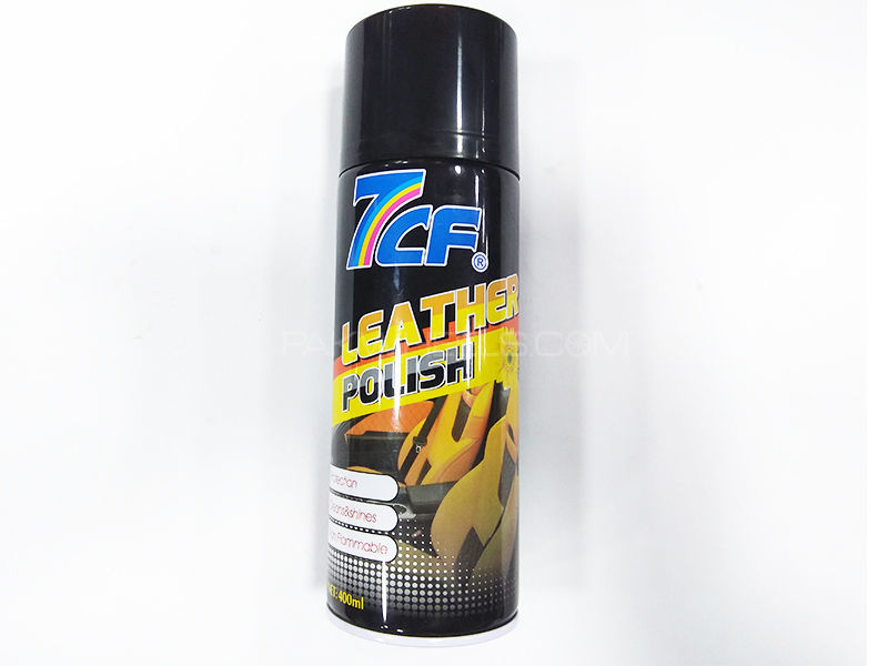 7CF Leather & Tyre Matte Finish  - 450ml in Lahore