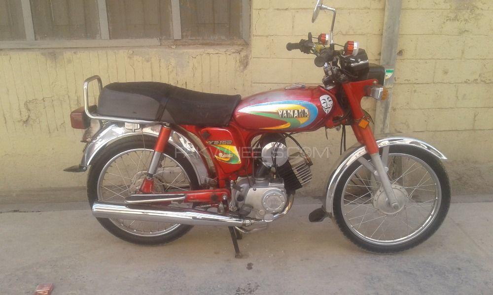 Super Star 100 cc 2006 Image-1