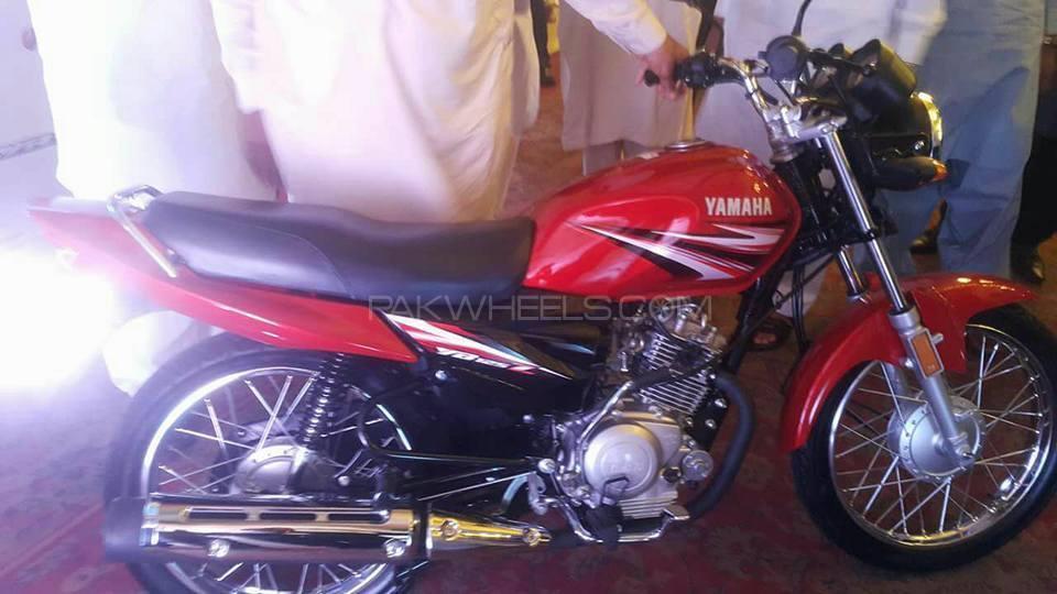 Yamaha YB 125 Z  2018 Image-1
