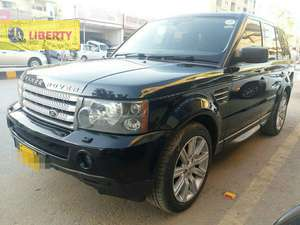 RANGE ROVER SPORT S   2008 SUPER CHARGED  IMPORT 0 METRE BY SIGMA MOTOR REG IN 2016  ORGNAL COOL BOX REAR ENT JUST LIKE BRAND NEW