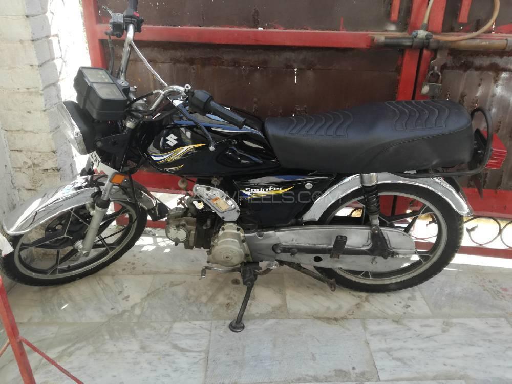 Suzuki GD 110 2004 Image-1
