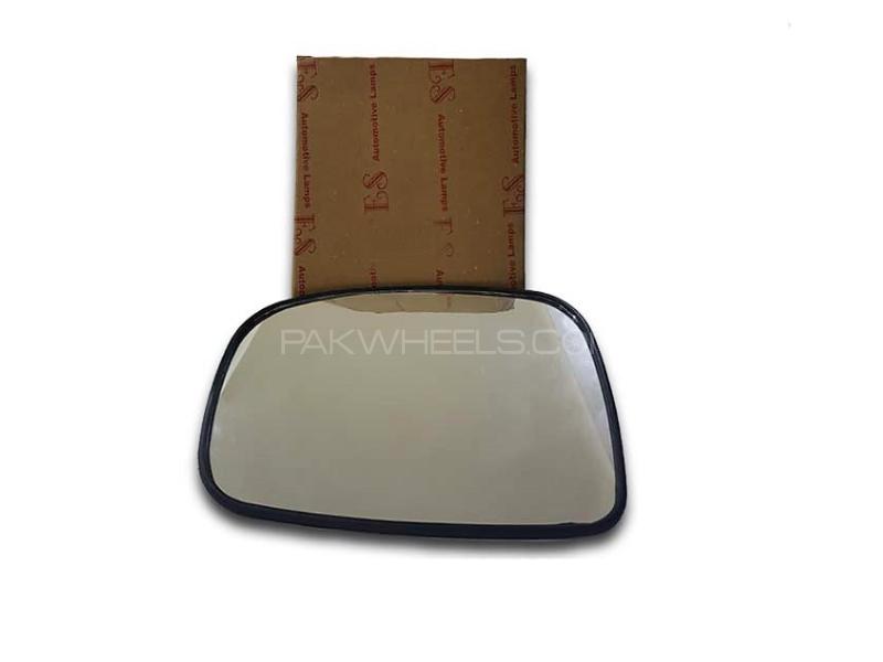 Toyota Corolla 2004-2008 Side Mirror Glass 1pc Image-1