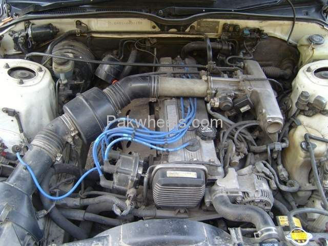 Toyota 1G Six cylinder Patrol Engine in excellent condition  Image-1