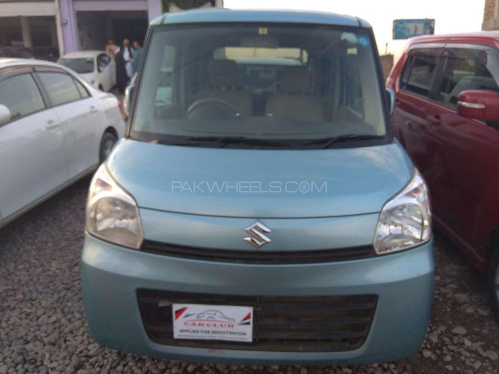 Suzuki Spacia T 2014 Image-1