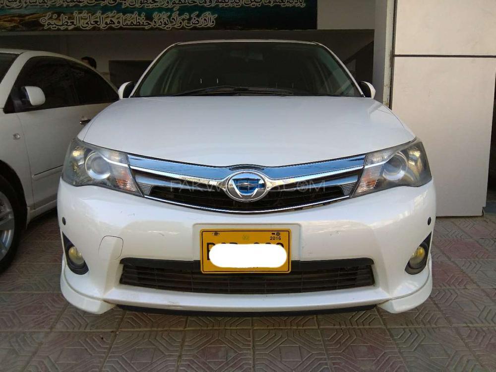 Toyota Corolla Fielder G 2013 Image-1