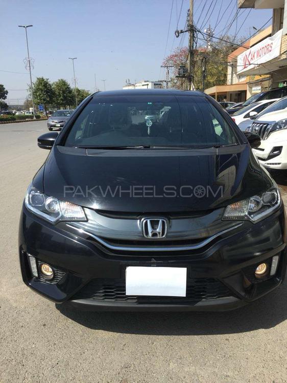 Honda Fit 1.5 Hybrid S Package 2014 Image-1