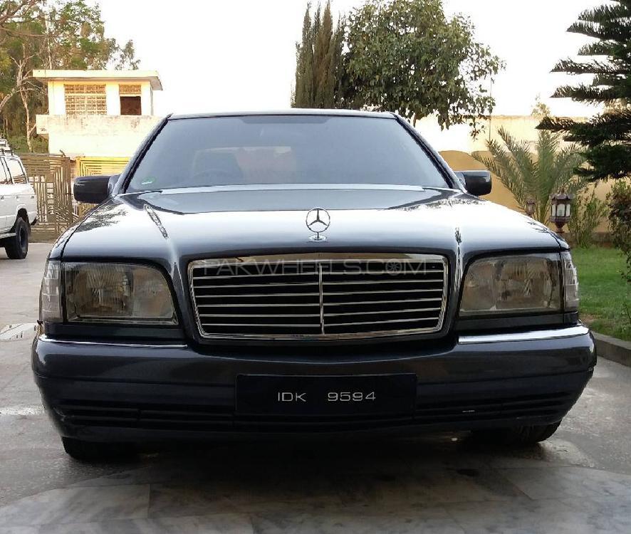 Mercedes Benz S Class 1995 Image-1