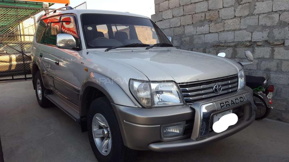 Toyota Prado TZ 3.4 2005 Image-1
