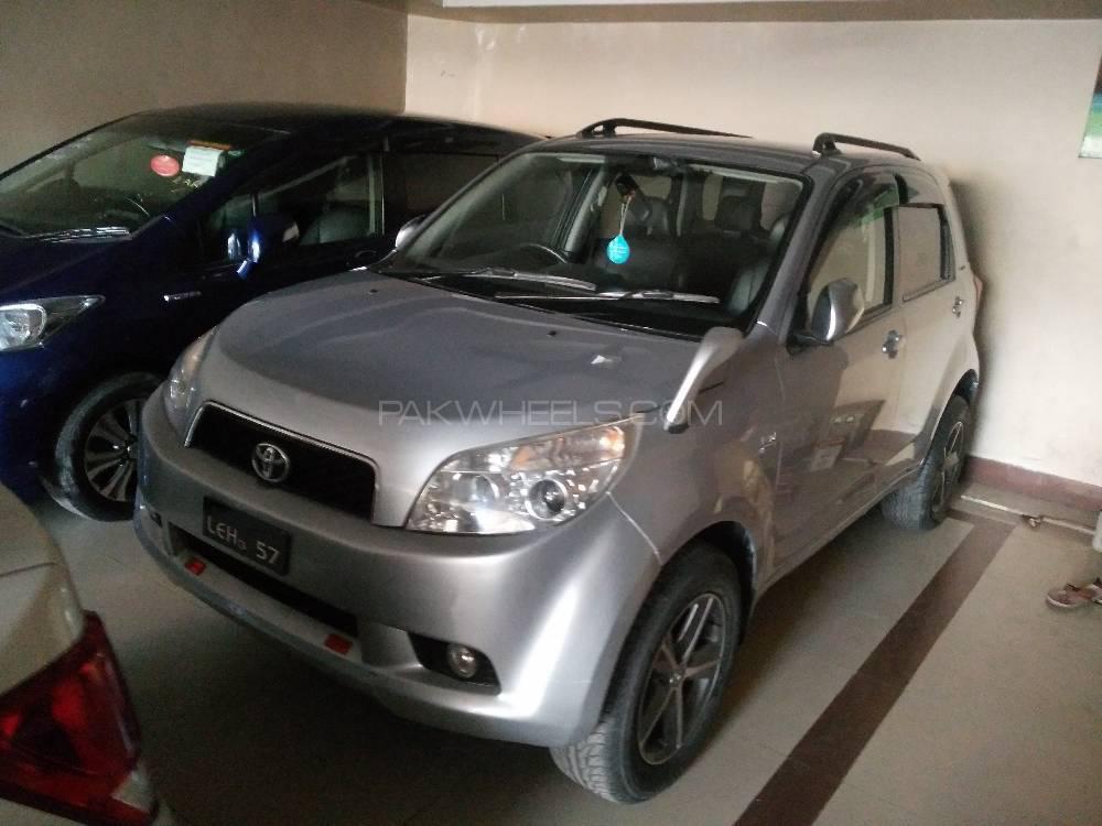 Toyota Rush X 2008 Image-1