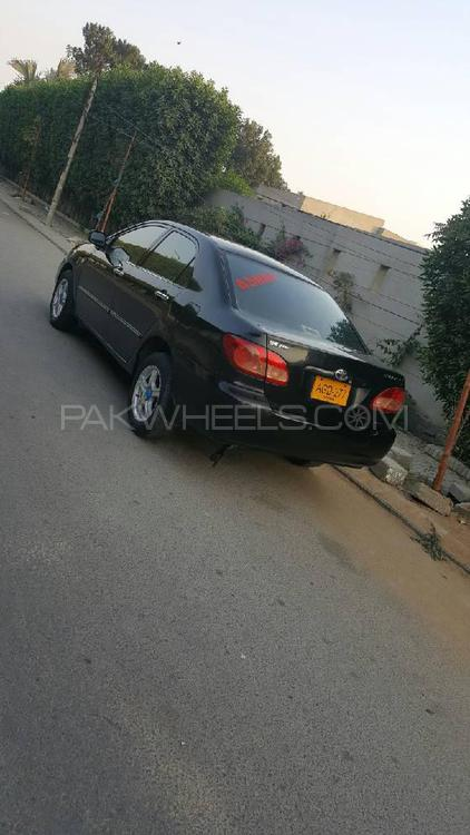 Toyota Corolla X L Package 1.3 2004 Image-1
