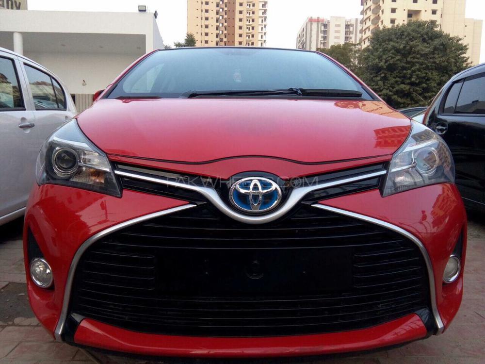 Toyota Yaris 2015 Image-1