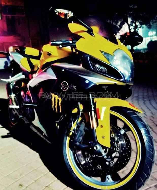 Kawasaki Ninja ZX-6R 2006 Image-1