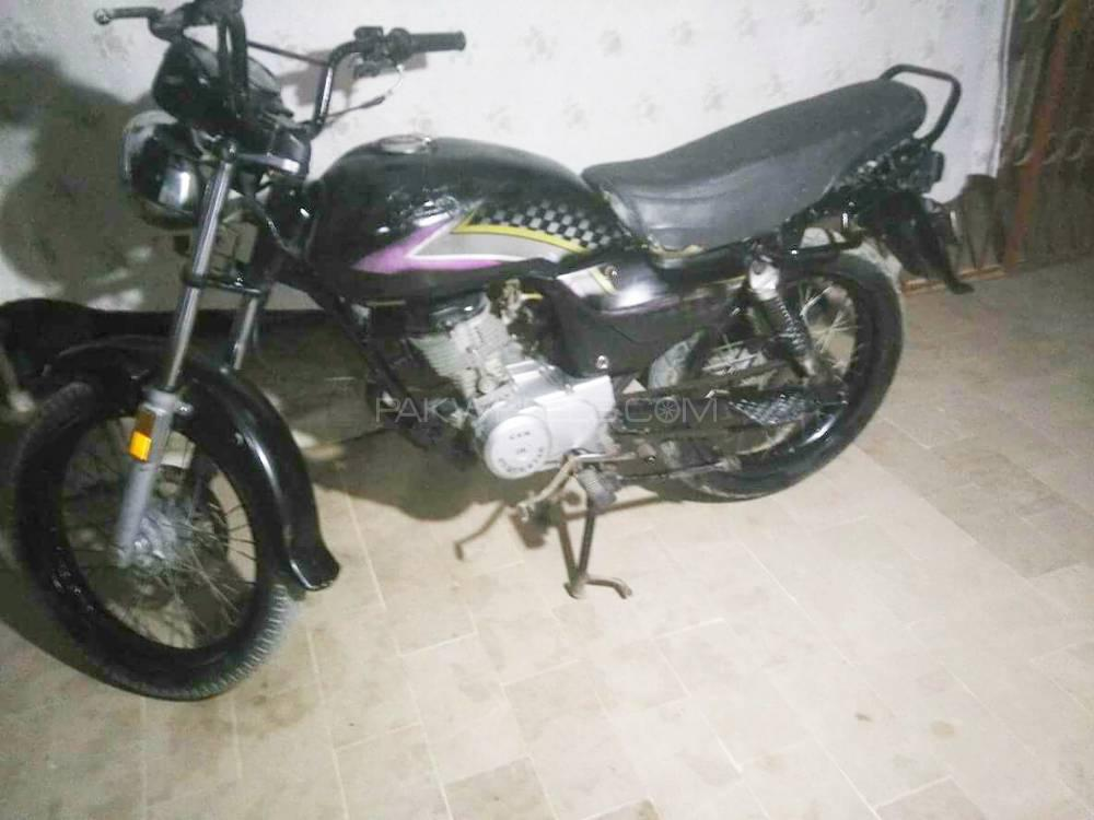 Super Star 125cc 2011 Image-1