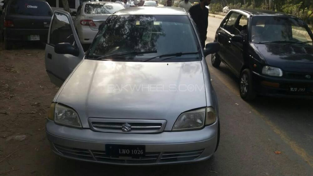 Suzuki Cultus VXR 2006 Image-1
