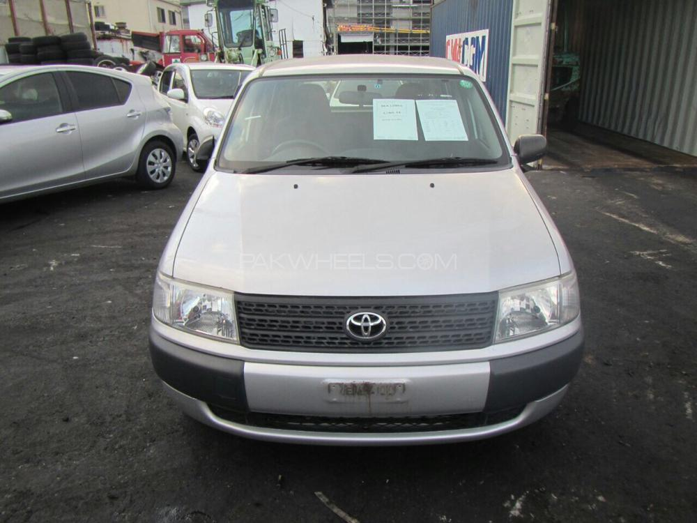 Toyota Probox F Extra Package 2012 Image-1