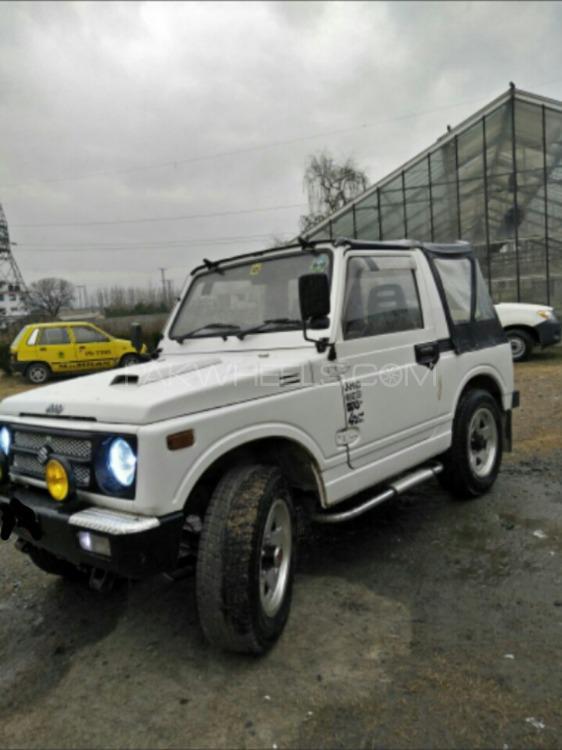 Suzuki Potohar 1984 Image-1