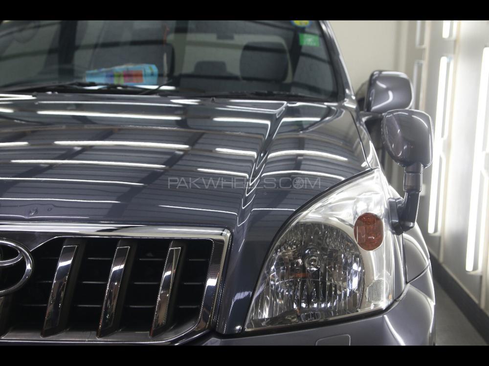 Toyota Prado TZ G 4.0 2005 Image-1