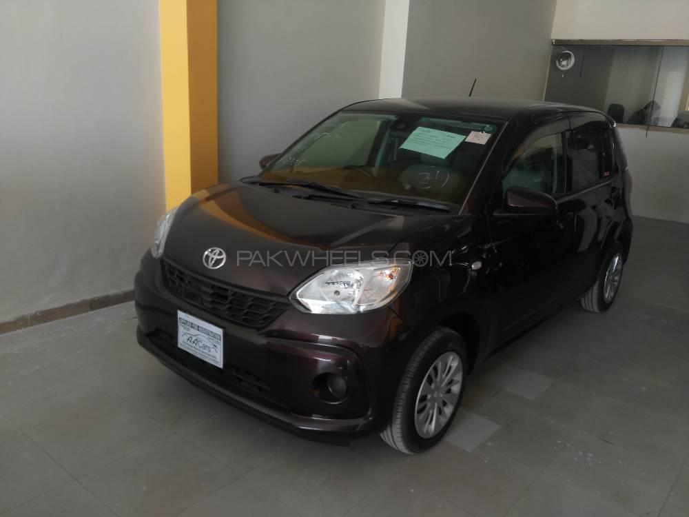 Toyota Passo X 2016 Image-1